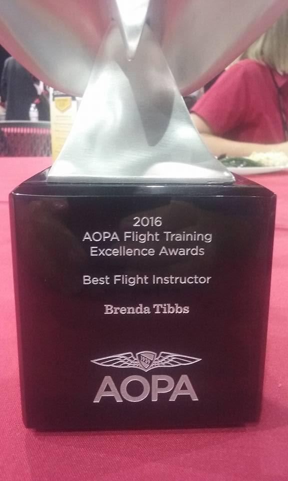 AOPA Flight Instructor Award