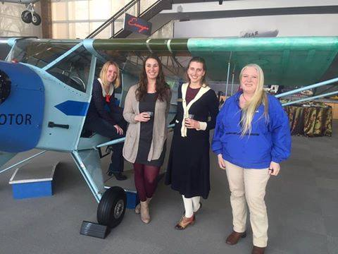 99's at College Park Aviation Museum Happy Hour