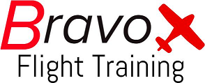 Bravo Flight Training Logo